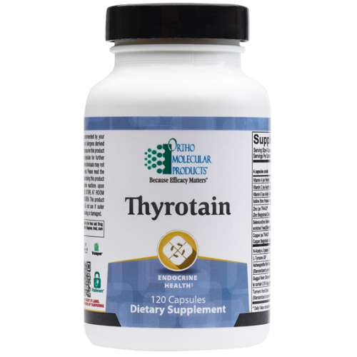 Thyrotain a replacement for Physiologics Thyroid Support Formula